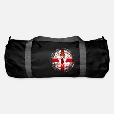 Northern Ireland Symbols Northern Ireland emblem country gift - Duffle Bag