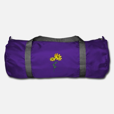 flowers - Duffle Bag