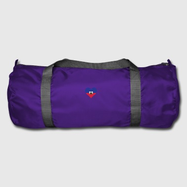 Haiti A Heart For Haiti - Duffel Bag