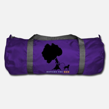 Dogwalking Outside The Box - Dogwalk - Duffle Bag