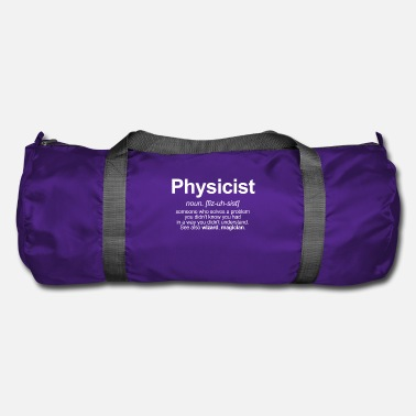 Physicist physicist - Duffle Bag