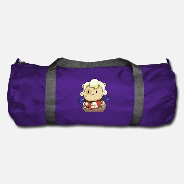 Mozart Mozart cat - Duffel Bag