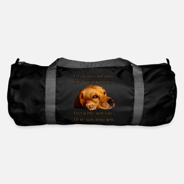 Beagle beagle - Duffle Bag