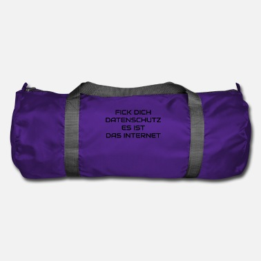 Internet It is the internet - Duffle Bag
