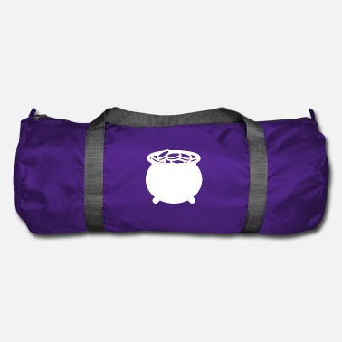 Pot Coin pot, coin pot - Duffle Bag
