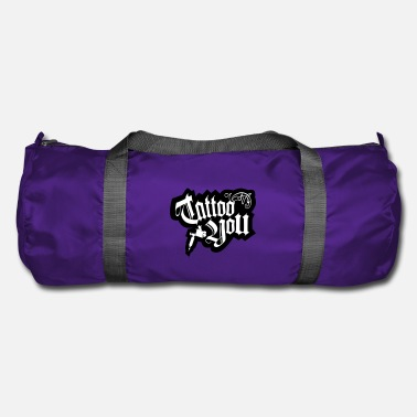 Tatoo vous tatoo - Sac de sport
