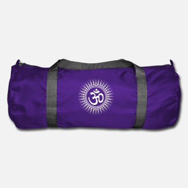 Sun Signs Yoga sign sun - Duffle Bag