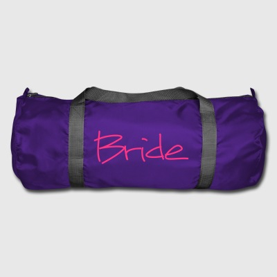 Bride brides bachelorette party - Duffel Bag