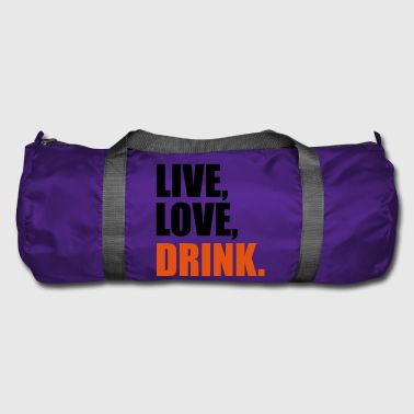 2541614 14565758 drink - Duffel Bag