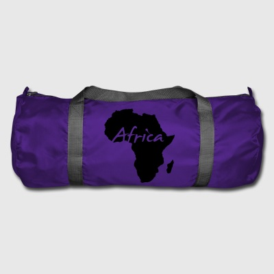 Africa Continent Safari Roots of Reggae Music wild - Duffel Bag