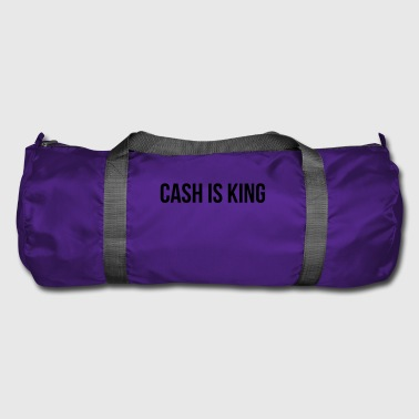 Cash is King - Torba sportowa