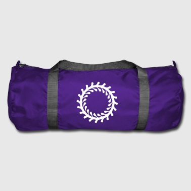 Decoration circle - Duffel Bag
