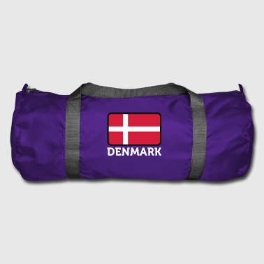 Drapeau national du Danemark - Sac de sport