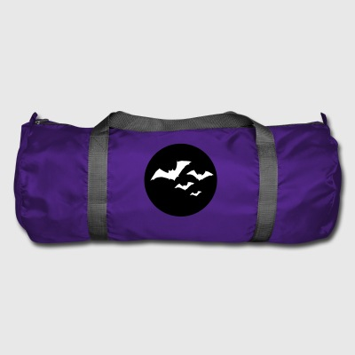 Bats in the moonlight - Duffel Bag