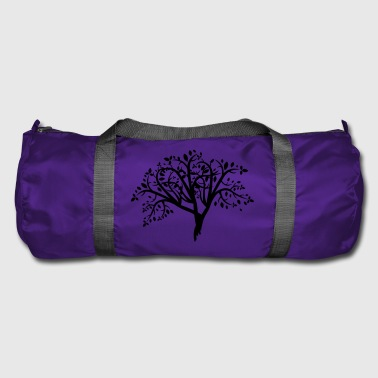 Illustration arbre - Sac de sport