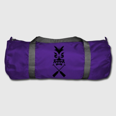 Dragon boat dragon paddle 1c - Duffel Bag