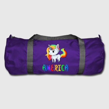 Unicorn America - Duffel Bag