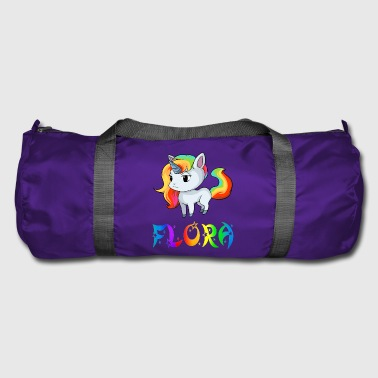 Unicorn flora - Duffel Bag
