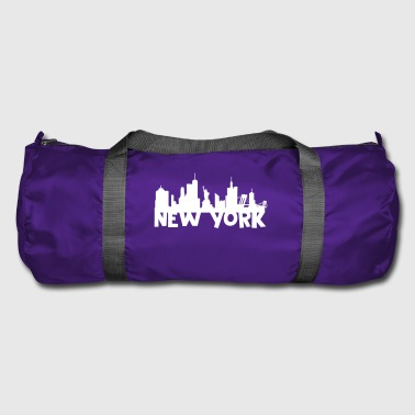 New-York Skyline - Sac de sport