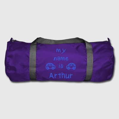 ARTHUR MY NAME IS - Sac de sport
