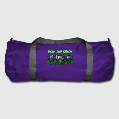MeanAndGreen 2 - Duffel Bag
