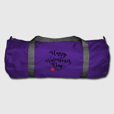 Happy Valentines Day - Duffel Bag