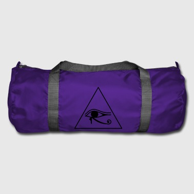 Eye of Horus Illuminati gaveide - Sportsbag