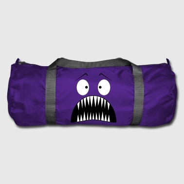 Monster surprised - Duffel Bag