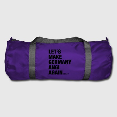 LET'S MAKE GERMANY ANGI AGAIN - Duffel Bag