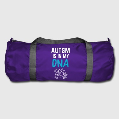 Autsm DNA - Duffel Bag