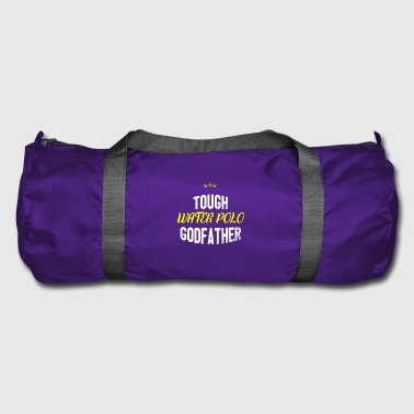 Distressed - TOUGH WATER POLO GODFATHER - Duffel Bag