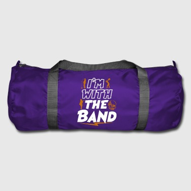 Im With The Band - Duffel Bag