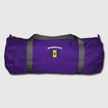 I love home home love roots BARBADOS - Duffel Bag