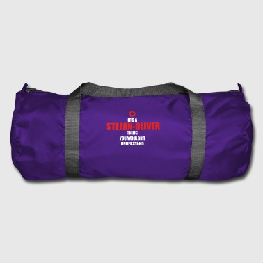 Gift it sa thing birthday understand STEFAN O - Duffel Bag