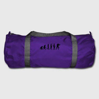 Evolution to the Soldier T-Shirt Gift - Duffel Bag