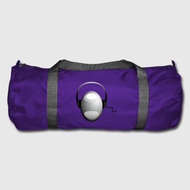 Headphones Bubble - Duffel Bag