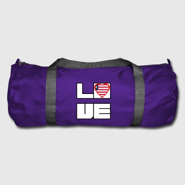 Love Land Roots Liberia - Duffel Bag