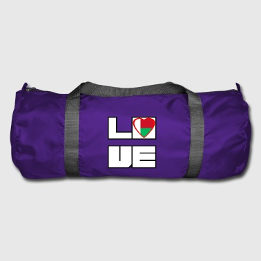 Love Land Roots Madagascar - Duffel Bag