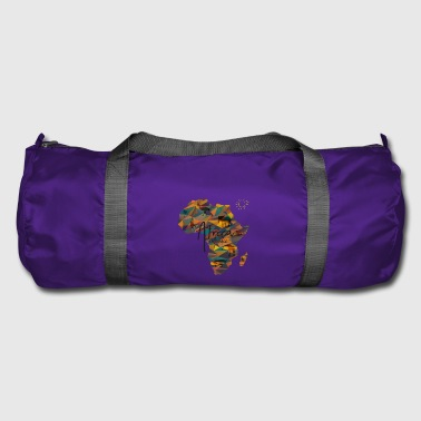 Africa, Continent, Map, - Duffel Bag