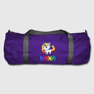 Unicorn Nana - Duffel Bag