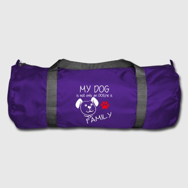 My dog - Duffel Bag