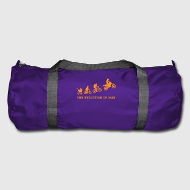 Evolution - Motocross - Motorsport - Gift - Duffel Bag