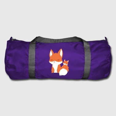 Fox - Vixen - Family - Gift - Fox - Duffel Bag