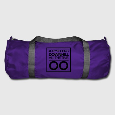 Downhill Black - Duffel Bag