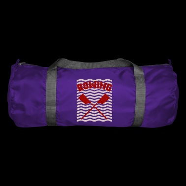 Rowing / rowing / T-shirt - Duffel Bag