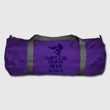 Martial Arts, Karate, Taekwondo, Judo, Boxing - Duffel Bag