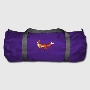 Pretty fox - Duffel Bag