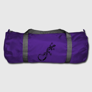 Tribal lizard - Duffel Bag
