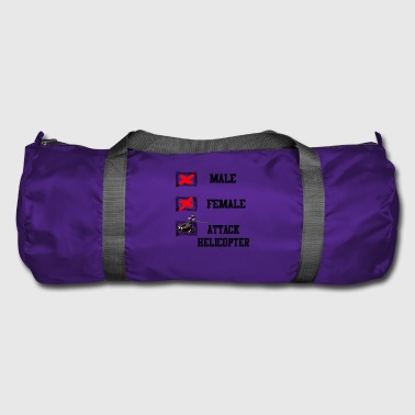 Apache CopyPasta Twitch chat - Duffel Bag