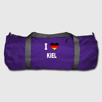 I Love Germany KIEL - Duffel Bag